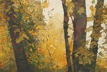 Oleg KOZAK watercolor