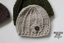 Crochet patterns / Hats