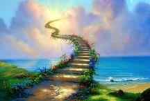 De spirituele Wereld - The spiritual World / Spiritualiteit in ons leven - Spirituality in our life