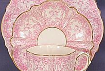Tea Time / Tea, tea cups, yummies