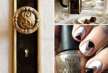 nail art. / by lauren