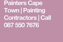 Painters Cape Town - Southern Suburbs Websites