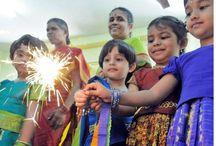 Diwali / Festival of Lights celebration, crafts, fun for children