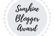 Blogging Award