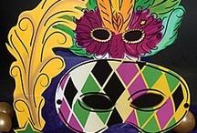 Mardi Gras / by Nancy Lindamood