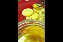 Fermentierte Zitronen