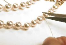 Infilare perle