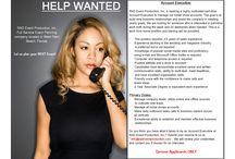 Employment - Job Offer - Hiring - Palm Beach / RAD Event Production is hiring - Job offer in west palm beach -- sales position in west palm bech