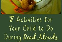 #ReadAloud Time / Need inspiration for your #readaloud time? You've found it! / by All About Learning Press, Inc.