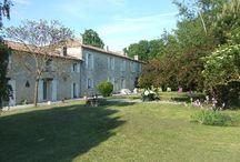 Charente Maritime / Quelques hébergements possible pour le grand national.