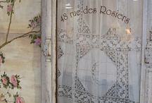 Dreaming in French / Romantic French inspired Decor Ideas