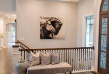 White + Wood Interior