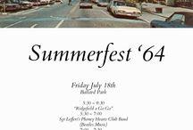 Ridgefield Summerfest '64 & Jackie Kennedy