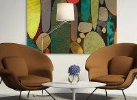 abstrakcja salon