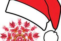 Natale 2014 / Sta già arrrivando #Natale e siamo in fermento! Feste, danze, regali... ci lasciamo travolgere... e perchè nonn pensare a qualche #regalo originale? delle lezioni di danza? seguiteci...