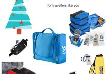 Ideal Christmas Gift to Travellers Like You / Still searching for the best Christmas gift? We got it for you!