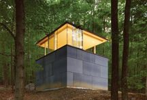 Cabins and Cottages / Small scale residential structures / by Wayne Benson