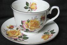 English Bone China Teaware