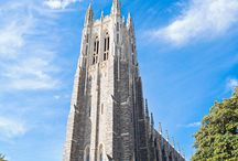 Duke Chapel and Campus