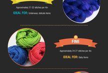 Knitting and Crochet Guidance