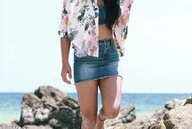 Beachy Blooms