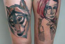 N°11 tattoos