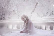 Snow daughter / #snow&ice #writinginspiration #winter