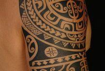 Tribal dövmeler