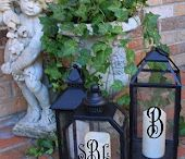 Monogrammed items / by Christie Clerc