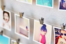 Photo Presentation / crafty ways to show off your images
