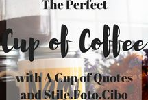 COFFEE! / So many bloggers are fueled by coffee and sheer power of will. Find coffee recipes, coffee home decor, and more coffee inspiration in this caffeinated board.