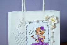 My gift bags