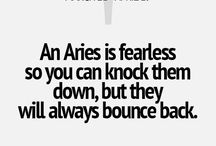 Zodiac signs!!! / I'm an Aries ♈️ and proud of it!!!!