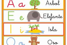 Material didáctico Lenguaje Pre escolar