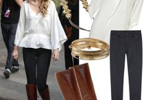 Celebrities outfits