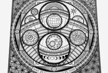 Encirclopedia. / Your place in the Universe and the cycles within.