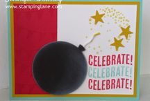 Stampin Up - Celebrate Today