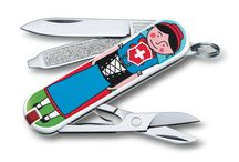 Limitovaná edícia vreckových nožíkov / Aj tento rok rozhodli fanúšikovia Victorinox o 10 najlepších dizajnov pre tohtoročnú limitovanú edíciu vreckových nožíkov. Všetky sú dostupné na http://bit.ly/Y8sifc