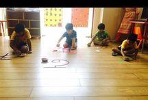 Kids Playing In Apeejay Rhythms / Kids Playing In Apeejay Rhythms