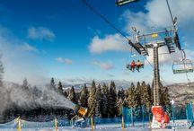 Pierwszy weekend sezonu narciarskiego 2013/2014