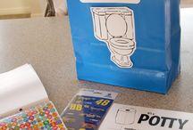 potty training / by Katie Huffaker