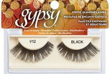 Gypsy Lashes / Gypsy Lashes is created by the same maker as Ardell Lashes. They add volume and glamour to your  eyes day in and day out. Gypsy Faux lashes is light and comfortable to wear and is long enjoyed by make-up artists worldwide!