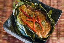 recette cambodgiennes/lao