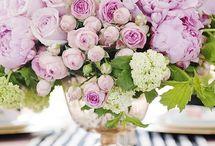 fleurs et decorations