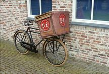 transportfiets / ontwerp