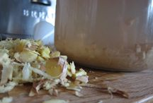 Probiotic foods & drinks / by Nanci Klein