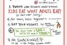 Kids Eating - habits, strategies & recipes