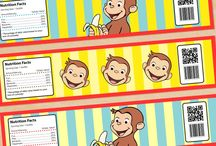 little monkey party