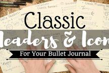 Bullet Journal 12