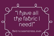 Sewing funnies